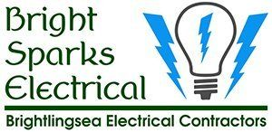 Bright Sparks Electrical Company Logo