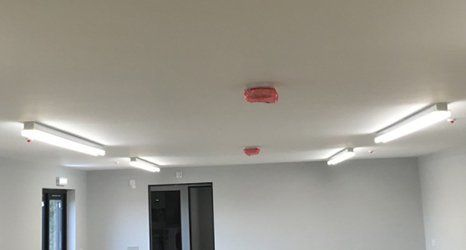 Wiring for lighting