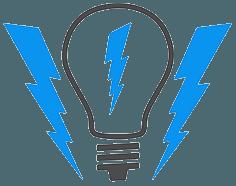 Bright Sparks Electrical Company Logo