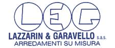 LAZZARIN E GARAVELLO - LOGO