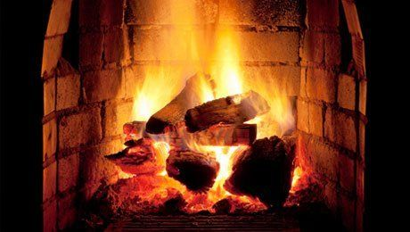 Open Fireplace Installation In Glasgow