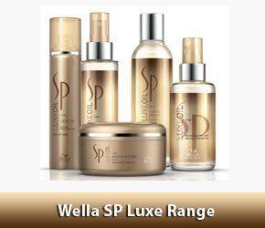Wella SP Luxe Range