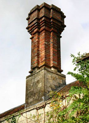 Chimney repair - Neston, Cheshire - Charles Gorman - Chimney