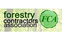 Forestry contractors association logo