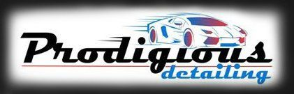 Prodigious detailing logo