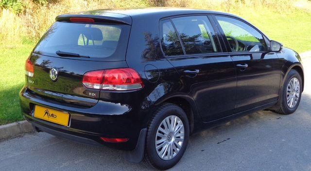 Volkswagen Golf rear view