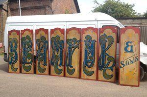 circus doors