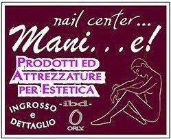 MANI... E DI CASTRO MARY logo