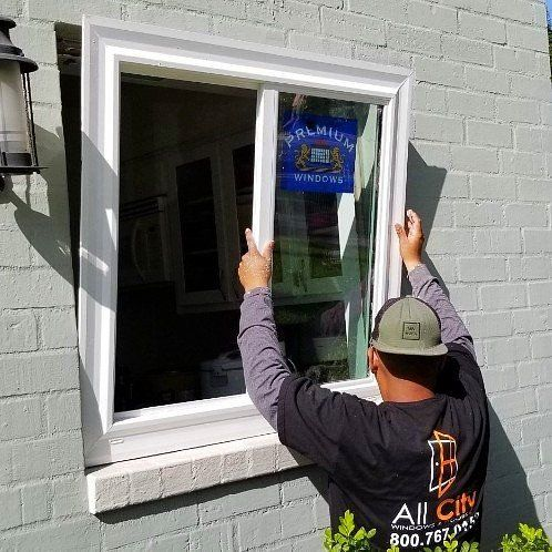 All City Windows And Doors A Window Door Contractor Near You