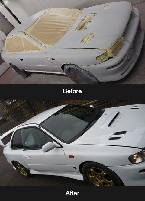 Vehicle body improvement