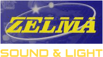 Zelma Sound and Light logo