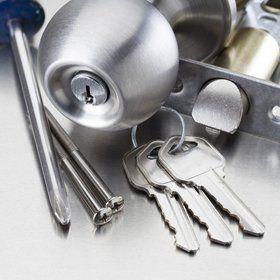 silver lock
