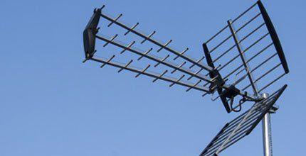 Aerial repairs