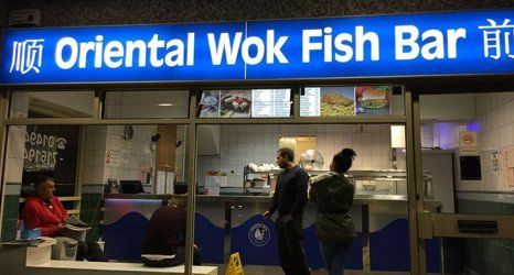 Oriental Wok Fish Bar store