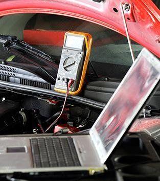 Diagnostica elettronica auto