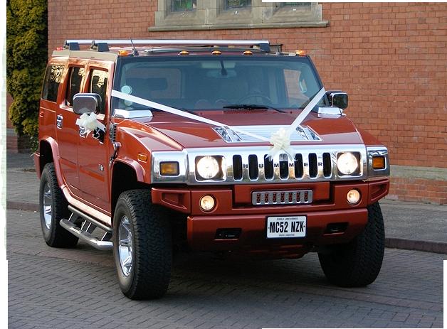 orange coloured vehicle