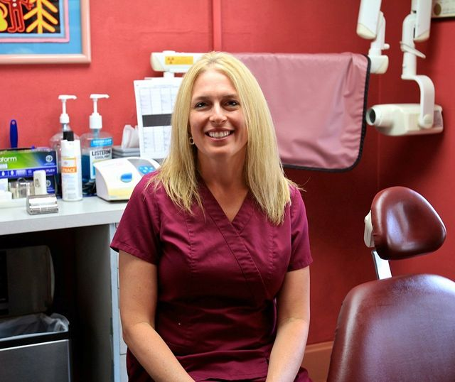 dental hygienist in Cincinnati