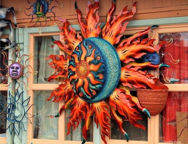 sun scultptures