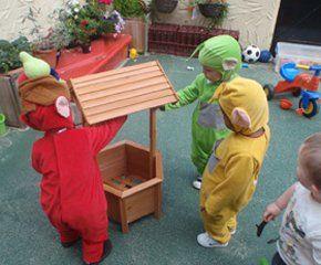 Childhood development - Liverpool - Eastfield Day Nursery - Children games