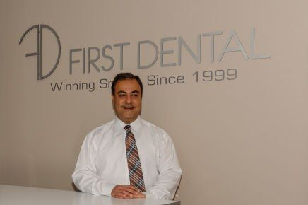 Dentist at First Dental