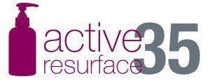 active resurface 35 logo