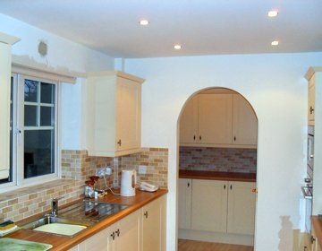 Carpenter and joiner - Paisley, Renfrewshire - Diamond Joinery - Kitchen Design