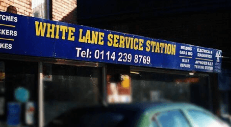 White Lane Garage