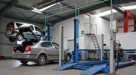Vehicle repairs and servicing