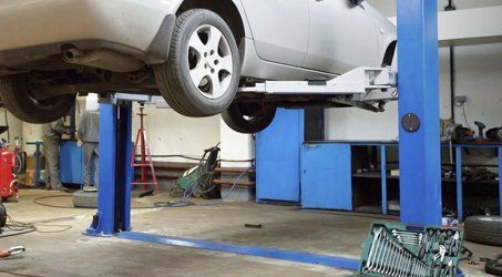 High-quality garage services