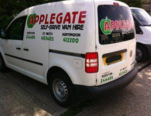 Van for hire