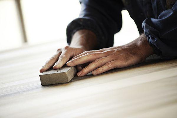 Nick Afeaki of Nick's Floor Sanding