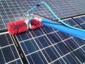 Pulizia pannelli solari Puntoservice