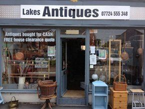 House clearances - Loughborough, Leicestershire, The Midlands - Lakes Antiques - Antiques Furniture