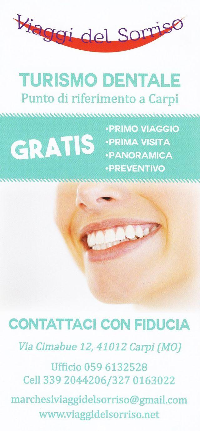 viaggi del sorriso dentista croazia