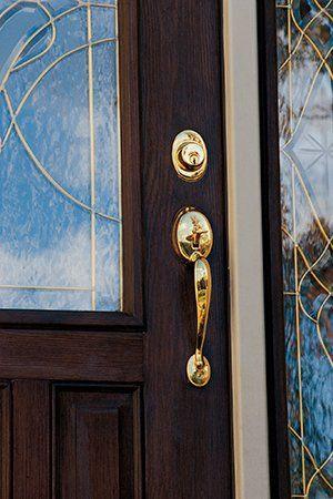 home door lock