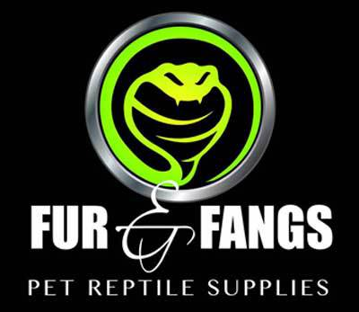 Fur and Fangs logo