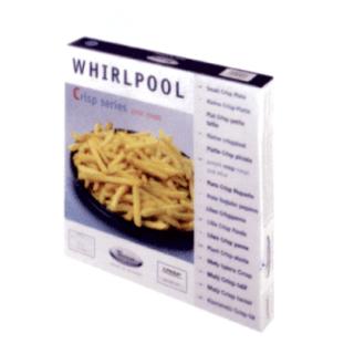 piatto crisp per microonde