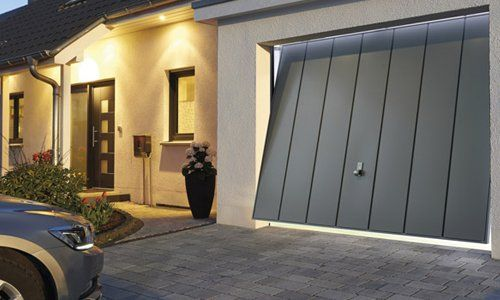 Electric Garage Door Suppliers In North Shields