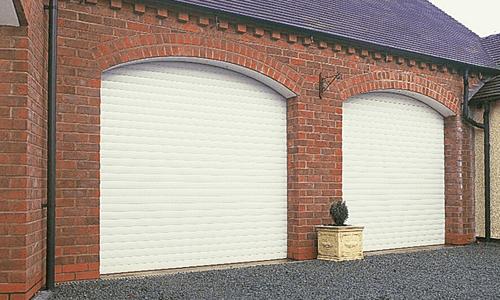 Roller Garage Door Suppliers In North Shields