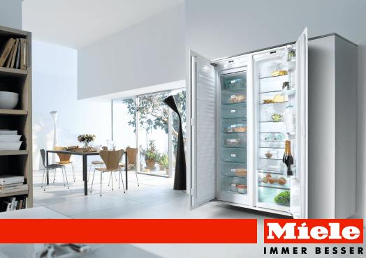 miele fridge and freezers