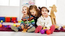 accoglienza bambini, socializzazione del bambino, attività didattiche