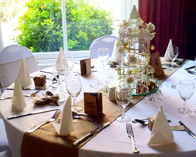 A beautiful location for classic Scottish weddings