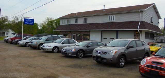 Fritchey Auto Sales Car Lot Eldon, MO