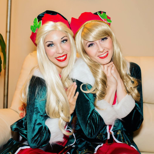 Holiday Character Elves