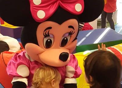 Mascot Character Princess Parties