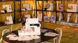 pulizia periodica, permuta macchine per cucire, accessori per macchine da cucire