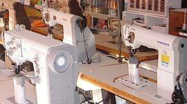 Cucitrici, macchine per cucire industriali, assistenza per macchine da cucire industriali