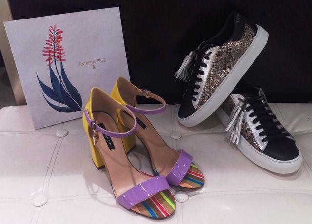 Scarpe e stivali Patrizia Pepe