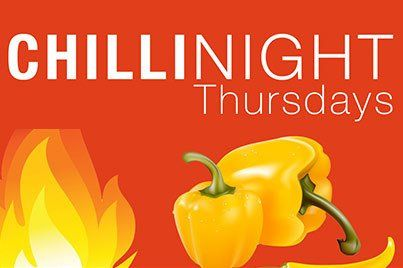 Chilli Night Thursdays