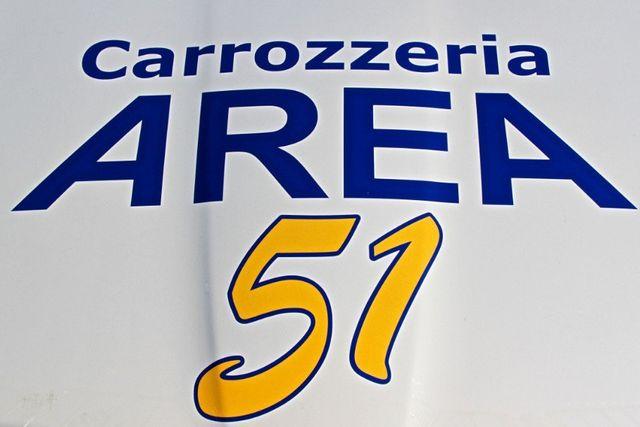 Carrozzeria Area 51 - logo